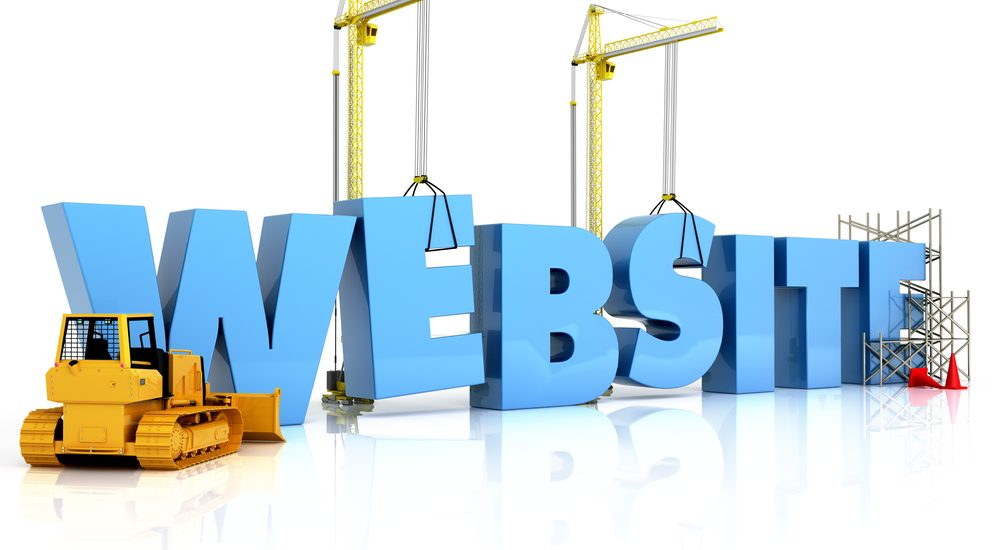You First Step To Build Your Own Website